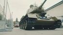 Восстановленный советский танк «Т-34-85 » 1945 года.
