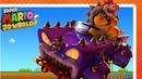 Super Mario 3D World 1-6 Битва на дороге Боузера Bowser's Highway Showdown
