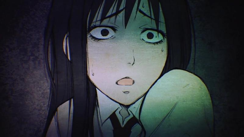 Yami Shibai ТВ 6 2 серия русская озвучка Shoker / Ями Шибаи: Театр тьмы 6 сезон 02 / Японские рассказы о привидениях