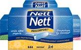 Халявные образцы тампонов NETT