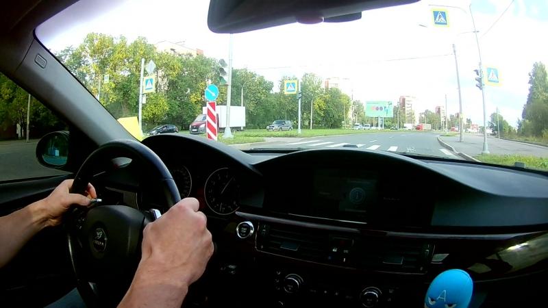 BMW 335 hamann 500hp