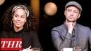 THR Full Oscar Songwriters Roundtable: Justin Timberlake, John Legend, Alicia Keys & More!