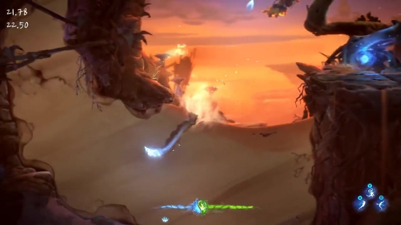 Ori and the Will of the Wisps - Spirit Trials