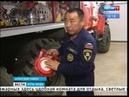 Новое пожарное депо построили в Аларском районе