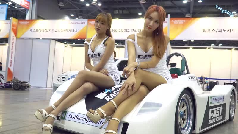 Топ гоночных моделей для Soo-Yeon fancam