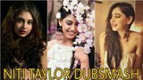 Niti Taylor Dubsmash compilation 2017    Kaisi yeh Yaariaan star cast dubsmash compilation video