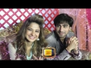 Jennifer Harshad aka Aditya Zoya Are Talking About The Current Track ¦ Bepannah ¦ Colors TV