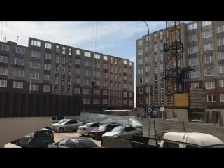 Три новых корпуса ЖК Государев дом