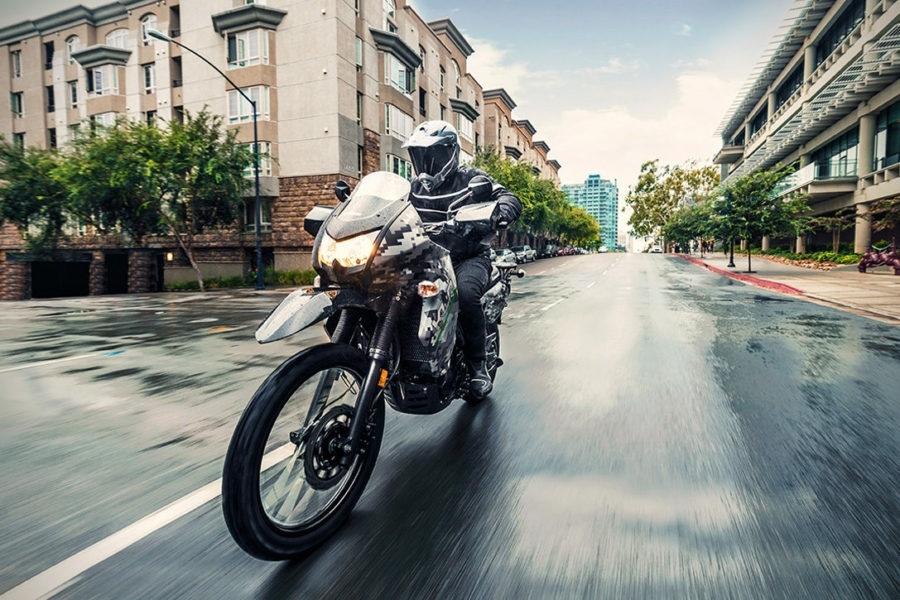 Продажи мотоциклов растут только в Европе