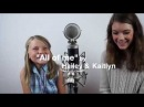 All of me - John Legend - Cover by Hailey Cate & Kaitlyn Cate
