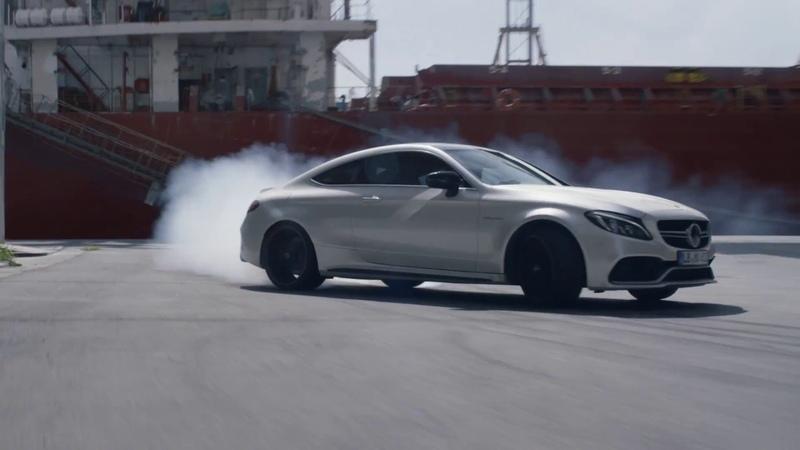 The New Mercedes-AMG C-Class Coupé Commercial - Mercedes-Benz Singapore