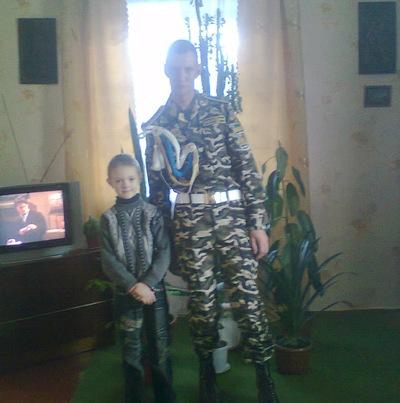 Сергей Попок, 16 апреля 1993, Бахмач, id188914361