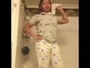 GIRL HANGS HERSELF WITH TOILET PAPER