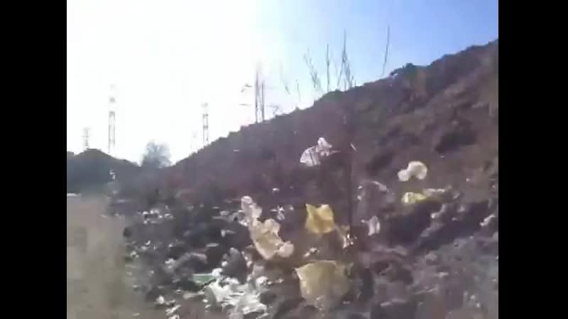 21 марта 2014-го правосеки захватили отвалы Запорожстали в Запорожье.