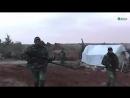Проправительственный силы подходят к Аль-Ладжату_ ФАН публикует видео