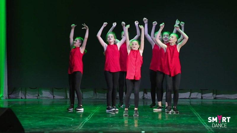SMART dance, хореограф Полина Кроль, Не в деньгах счастье