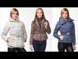 Женские куртки зима 2013-2014. Видеокаталог