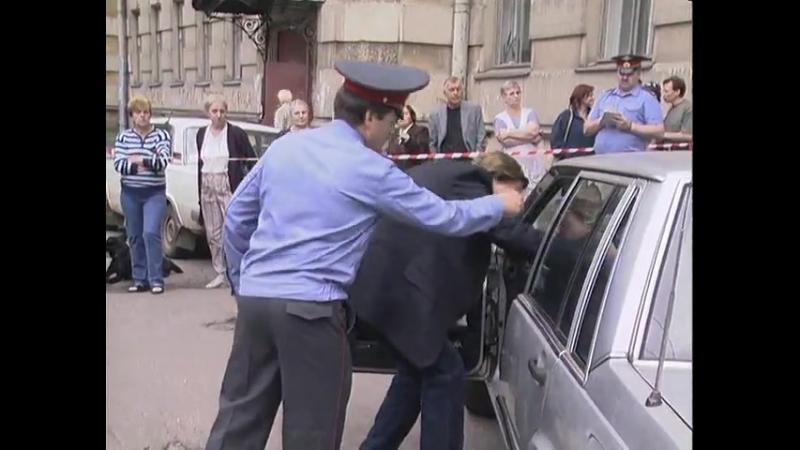 Бандитский Петербург Часть Шестая Журналист 6 серия