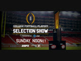 College Football Playoff Selection Show