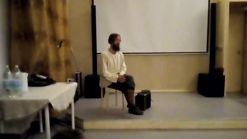 АЛЕКСАНДР МАТОЧКИН, ПСКОВ, 17 октября 2018 года.