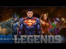 играю игру DC Legens игра на Андроид