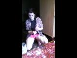 Маша и воздушный шарик с мукой