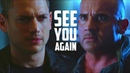 Leonard Snart and Mick Rory Legends of Tomorrow See You Again