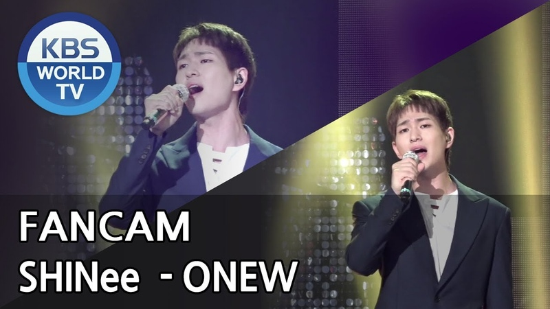 [FOCUSED] SHINee's ONEW - Our Page [Music Bank / 2018.06.29]