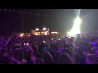 JN Never let you go (ft. KYGO) 26 August 2017 Hungary Live 4K @Strand festival