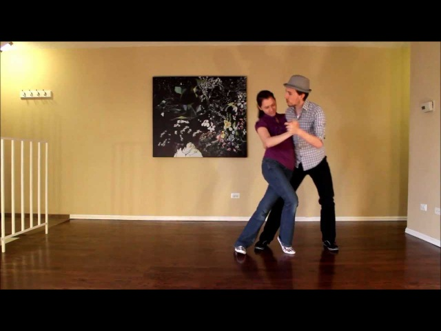 How to Dance Drag Blues (Part 2): Drag Blues Walk with Joe DeMers
