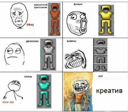 Мемы приколы ачивки комиксы майнкрафт