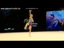 Айдана Сарыбай - мяч (финал) Miss Valentine - Тарту, Эстония, 15-18.02.18