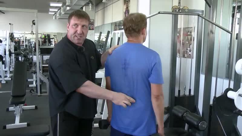 Как вылечить спину. Комплекс упражнений для больной спины