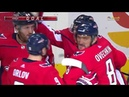 Ovi torches Sharks with third hatty of the season