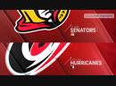 Ottawa Senators vs Carolina Hurricanes Jan 18 2019 HIGHLIGHTS HD