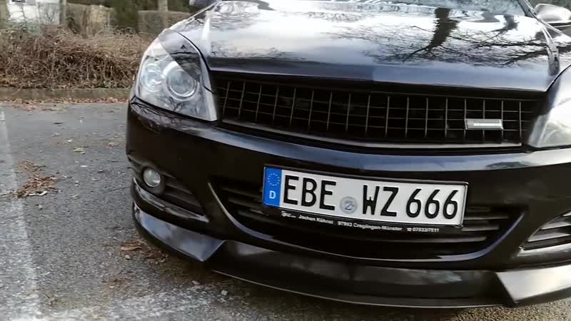 Opel Astra GTC Turbo Review Rieger Tuning OPC Swap Blow Off Ventil