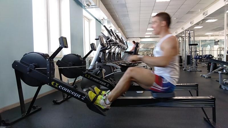 Многофункциональное упражнение - гребля