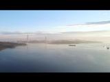 Город Владивосток..Наш Город.. С высоты полета..Посмотрите как красиво)