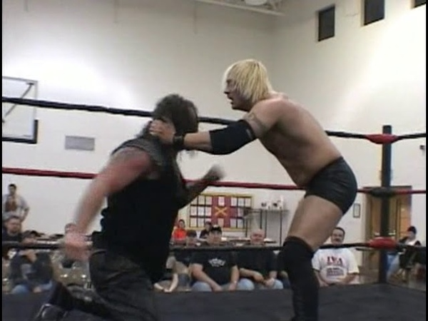 Abyss vs Ryan Boz