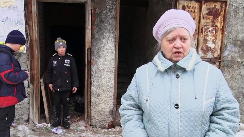 Адрес Румянцева, 16 грозит вскоре стать зоной санитарного и коммунального бедствия