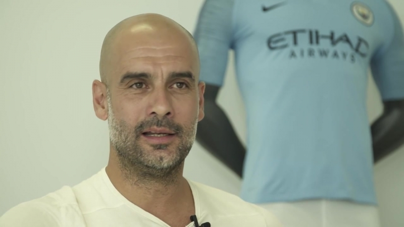 PEP GUARDIOLA - CONTRACT EXTENSION - Exclusive Interview