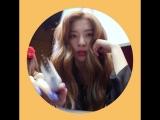 180825 Seulgi (Red Velvet) @ Eye Contact Cam