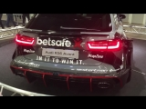 Jon Olssons brand-new Audi RS6 DTM