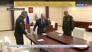 Новости на Россия 24 Песков Путин обсудил с Шойгу и Герасимовым ситуацию в Сирии
