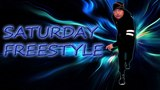 Roman C I Saturday FreeStyle 14 part 1 I Hip hop Popping Robot Waiving