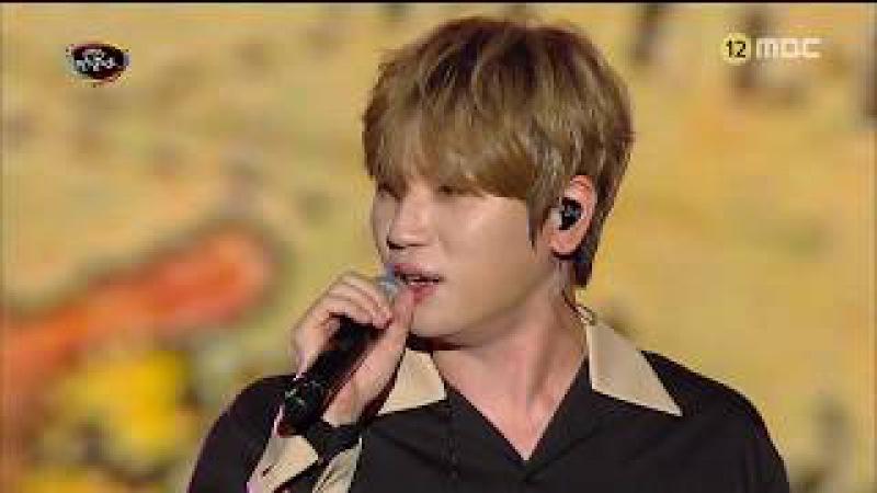 170815 K.will (케이윌) - Freshwater Eel's Dream (민물장어의 꿈) Talk Love(말해! 뭐해?) @ 2017 DMZ Peace Concert