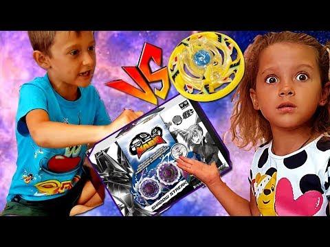 Кто ПОБЕДИЛ Гаруда Г3 Инфинити Надо против бейблейд GARUDA G3 Видео для детей video for kids