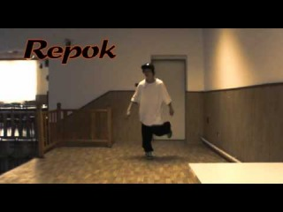 Repok C-walk - Gramatik - Hit That Jive (original mix)