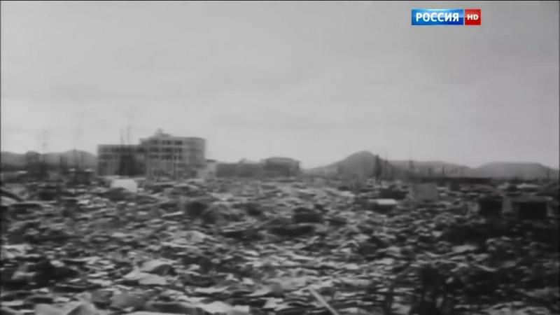 ядерные удары НАТО по Японии в 1945