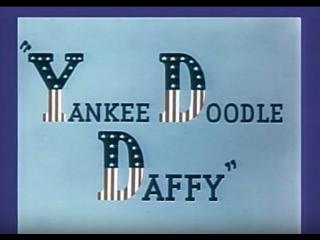 Yankee Doodle Daffy, 1943.